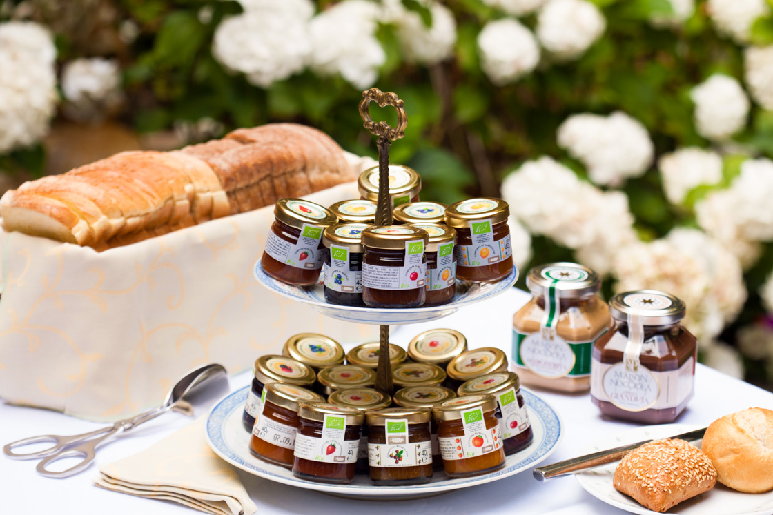 Jams, marmelades and spreads