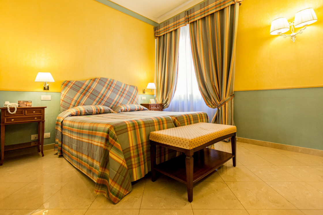 Hotel Victoria Torino Classic Rooms Comfort And Style