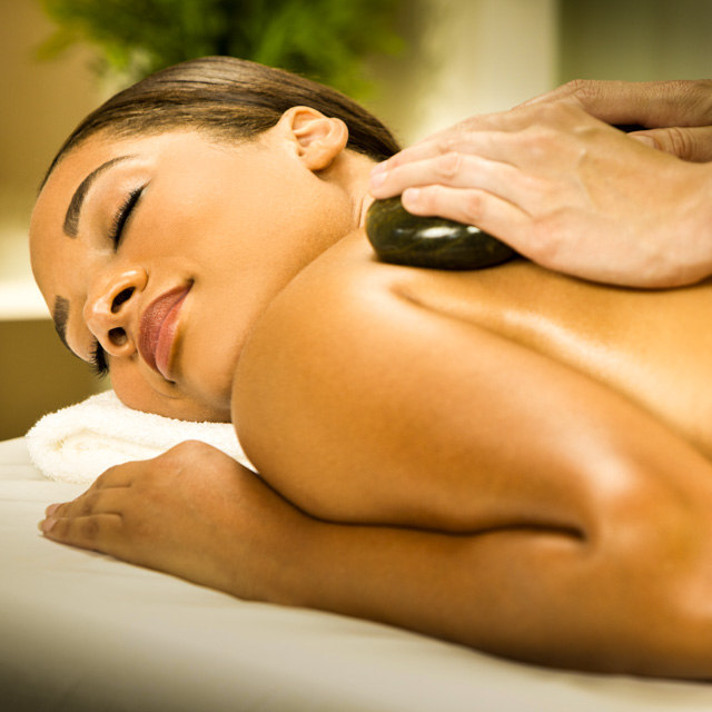 Enjoy a soothing MASSAGE