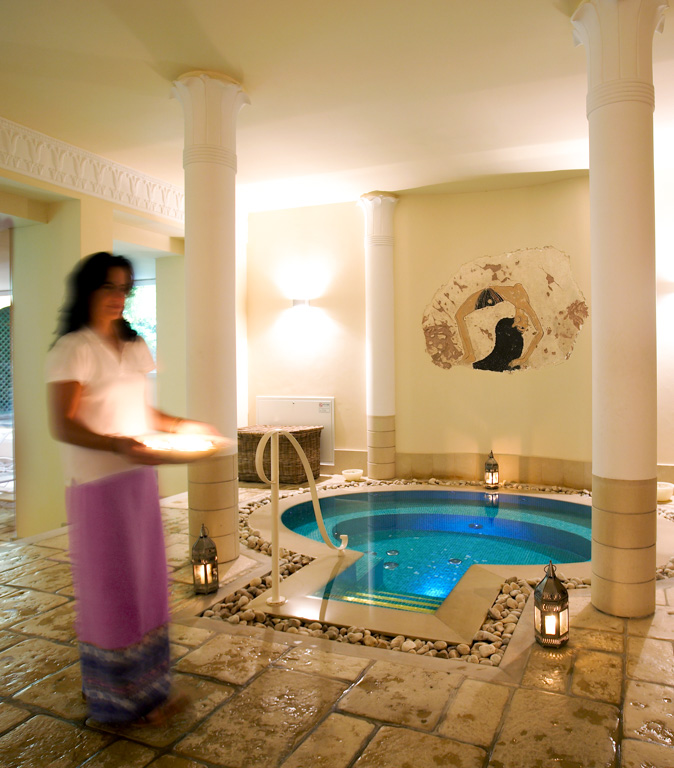 Excellent spa facilitesFodor's choice