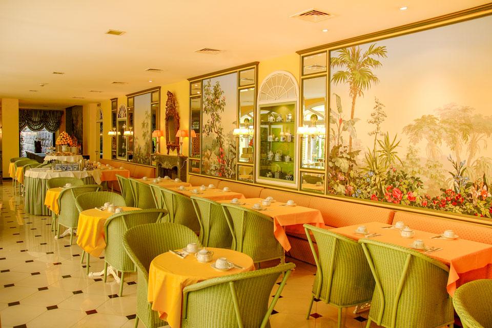 Hotel victoria torino gli eventi pi raffinati nell - Giardino fiorito torino ...