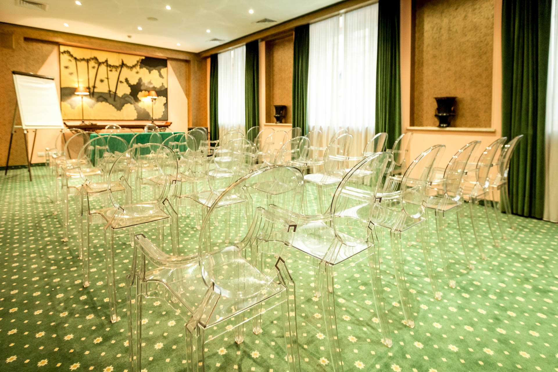 The Lagrange meeting room