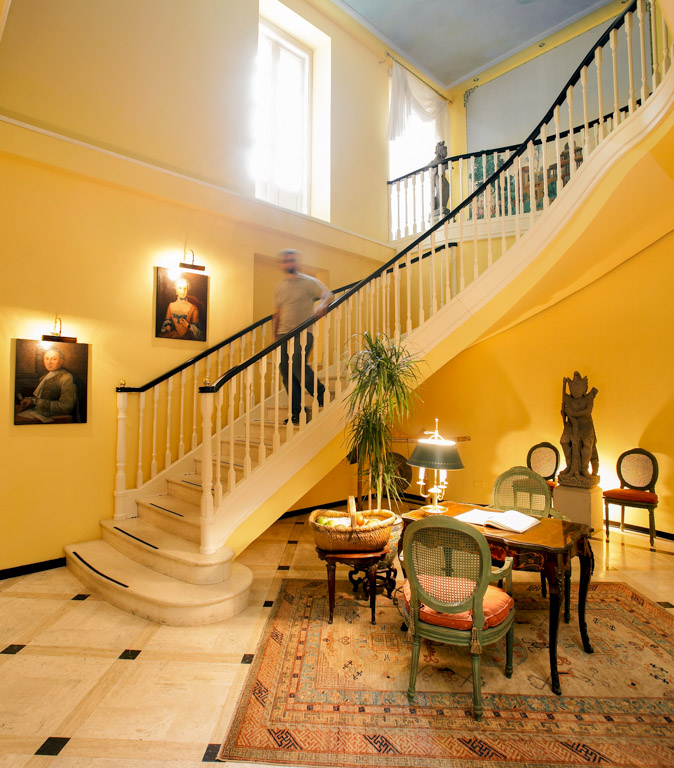 An elegant residence with few rivals for fascination and atmosphere